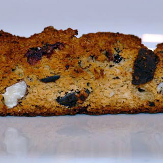Cranberry Chocolate Biscotti