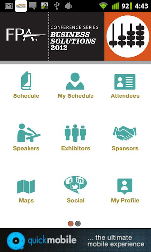FPA Business Solutions 2012