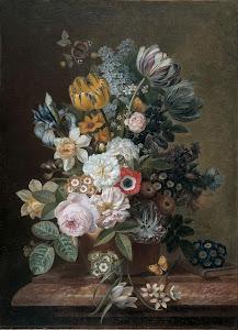 RIJKS: Eelke Jelles Eelkema: painting 1839