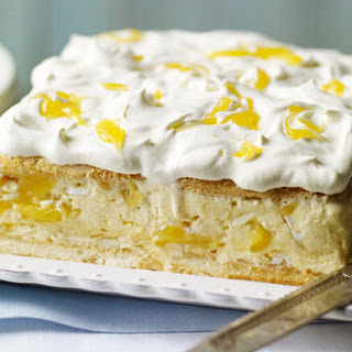Limoncello Ice Cream Cake