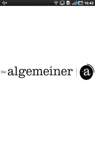 Algemeiner