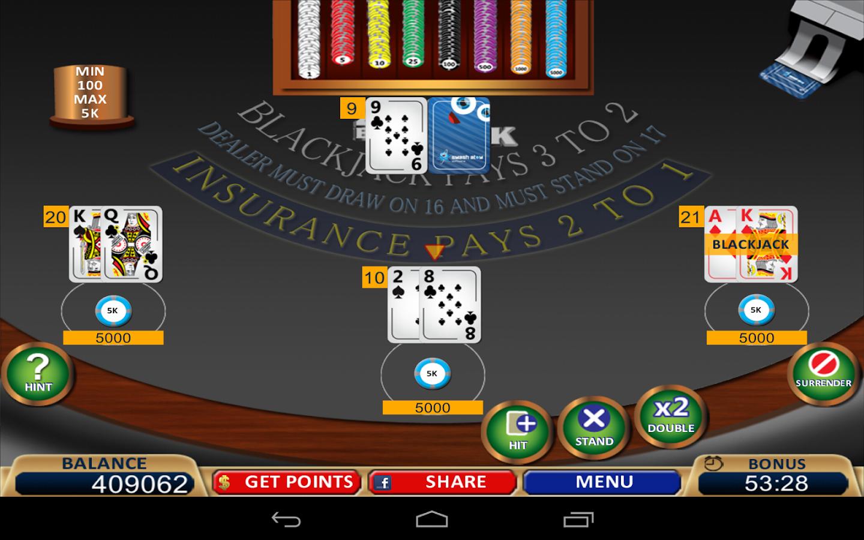 Chumash casino card games casino bad