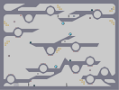 Thumbnail of the map 'Bubbles from the Deep'
