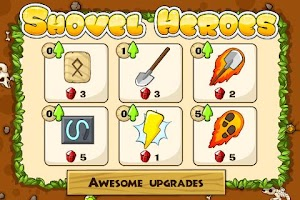 Screenshot of Shovel Heroes