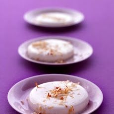 Coconut Custards