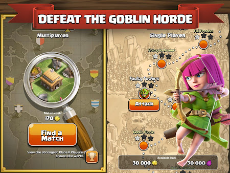 Clash of Clans 8.551.24 screenshot 576817