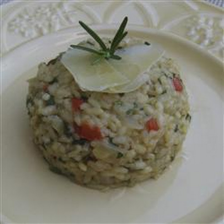 Vegetable And Herb Risotto Recipe | Yummly