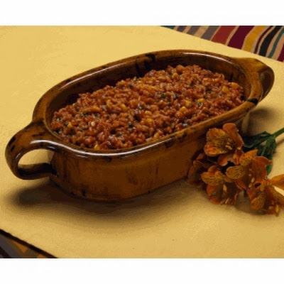 Hearty Spanish Rice