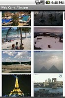 Screenshot of Web Cameras / Images 1.5
