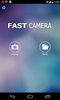 Screenshot of Fast Camera