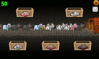 Screenshot of Save The Pigs!