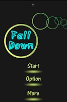 Screenshot of Falldown