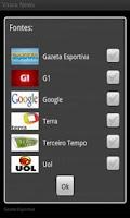 Screenshot of Vasco News