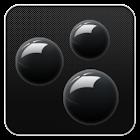 Sphere Black GO Launcher Theme icon