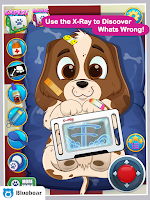 Screenshot of Puppy Doctor