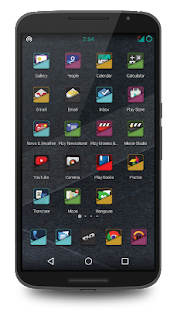 Foldd - Iconpacks - screenshot