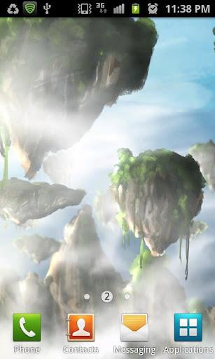 Islands in the Sky LWP