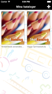 Photomic Skolkatalog - screenshot