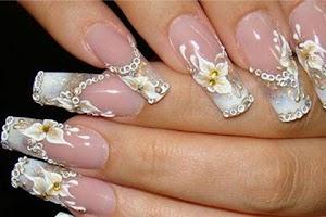 Screenshot of Nail Art Designs Set 1