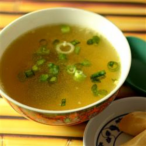 Whitney's Egg Flower Soup