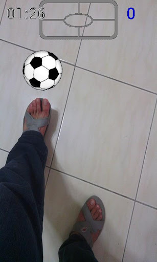 Kick Ball AR Soccer
