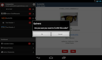 Screenshot of Quivers