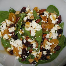 Cran-Orange Spinach Salad