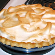 Lemon Meringue Pie III