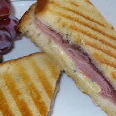 Ham and Brie Panini (Sandwich)