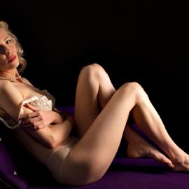 Zara by Adriaan Oosthuizen - Nudes & Boudoir Boudoir ( nude, rampix photography, boudoir, fine art, saracen, zara watson, photography )