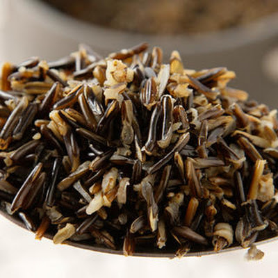 Basic Steamed Wild Rice