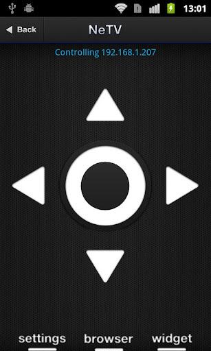 NeTV control app deprecated