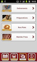 Screenshot of Mambo Pizza
