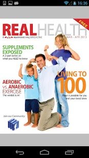 Maximized Living Magazine - screenshot
