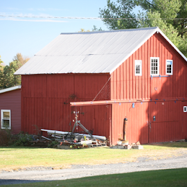a little barn by Alec Halstead - Buildings & Architecture Other Exteriors (  )