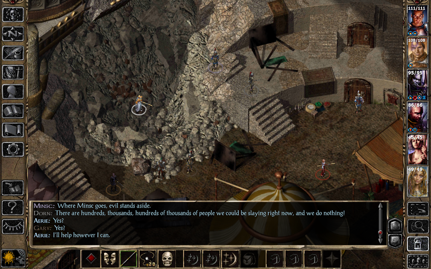 Baldur's Gate II Screenshot 16