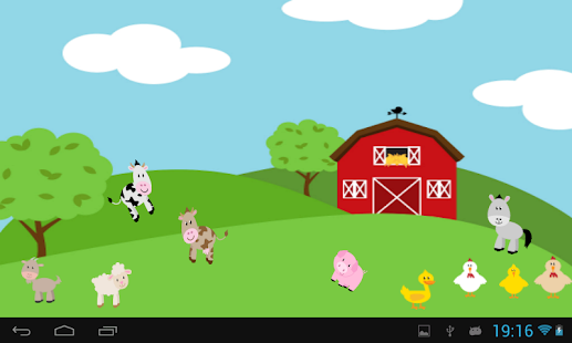 Farm Animal Sounds - screenshot