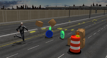 Screenshot of Urban Assault