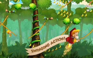 Screenshot of Benji Bananas