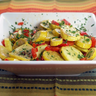 Yellow Squash Saute With Olive Oil Recipes