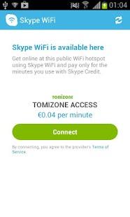 App Skype WiFi APK for Windows Phone