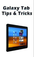 Screenshot of Galaxy Tab Tips & Tricks