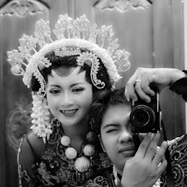 by Septian Setyo - Wedding Getting Ready