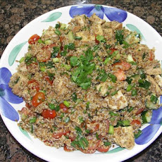 Chicken With Tabbouleh (Barefoot Contessa) Ina Garten