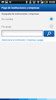 Screenshot of BBVA Continental | Banca Móvil