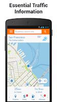 Screenshot of AT&T Navigator: Maps, Traffic