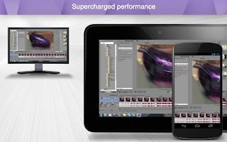 Screenshot of Splashtop Business - Remote PC