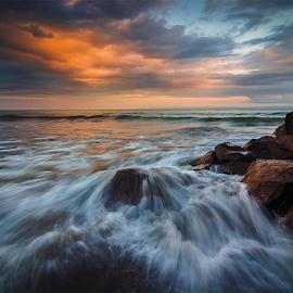 oh motion... by Budi Astawa - Landscapes Waterscapes ( bali, jembrana, pengambengan, negara )