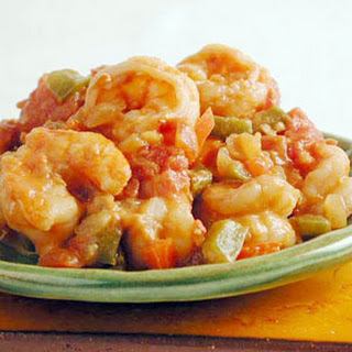 Enchilado de Camerones (Deviled Shrimp)