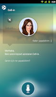 Screenshot of Turkcell Mobil Asistan